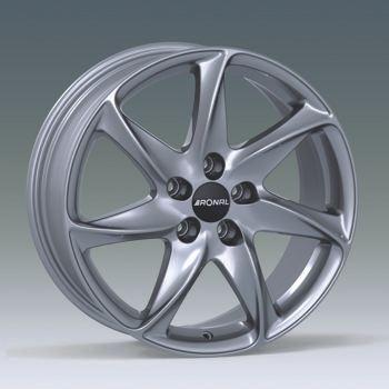 RONAL R51 7x16, 5x120 ET45, titanově stříbrný