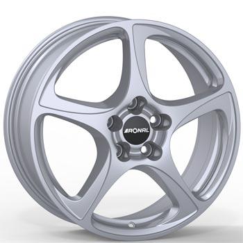 RONAL R53 6.5x16, 5x108 ET50, Stříbrná