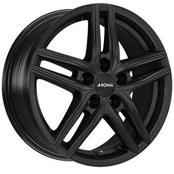 R65 černá