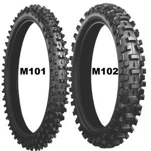 Bridgestone M 102 110/100/18 64M