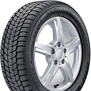 Bridgestone Blizzak LM25 205/55 R16 Run Flat 91H