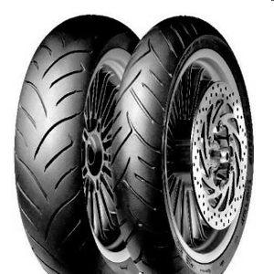 Dunlop ScootSmart 130/60/13 TL,F/R 60P
