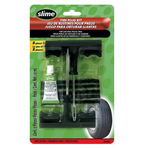 Opravná sada knôty - Tire Plug Kit