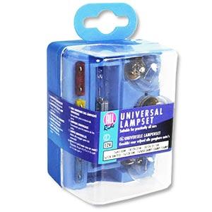 Žárovky Box žárovek Allride H1 12V