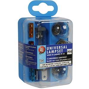 Žárovky Box žárovek Allride H4 12V
