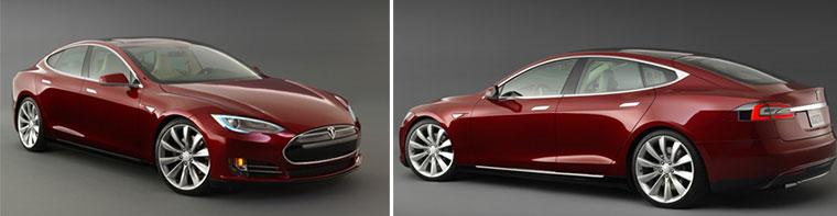 Tisková zpráva Continental. Výrobce elektromobilů Tesla vyznamenal koncern Continental.