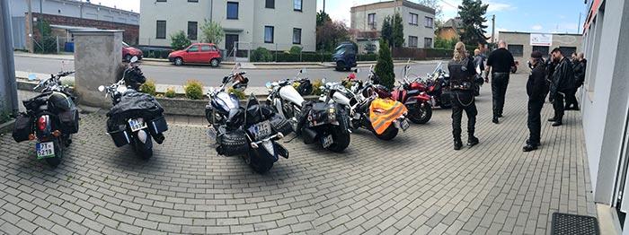 Velký motosraz MOTOSCUK