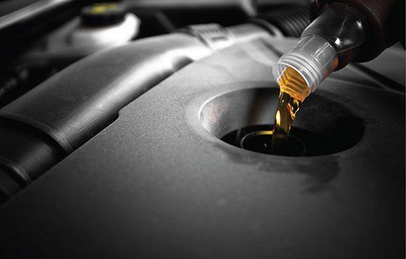Olejový servis