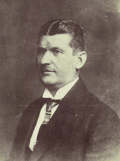 Portrét Tomáše Bati