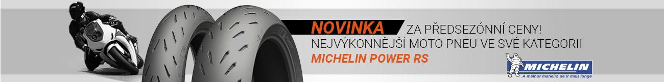 Moto pneu Michelin Power RS