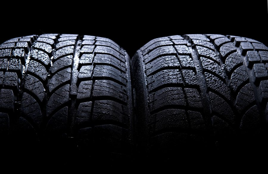 Dvě pneumatiky