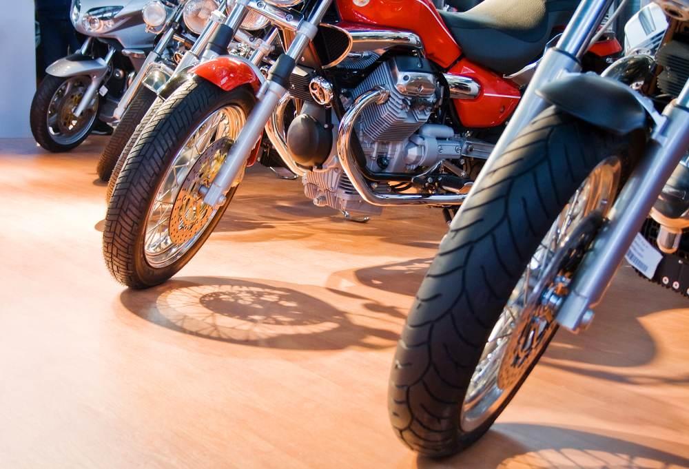 Testování moto pneu pro cestovní motorky 2017