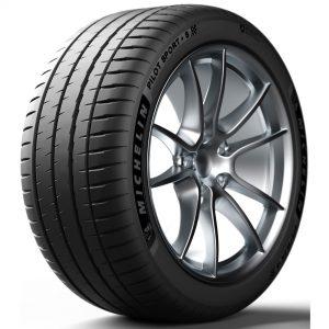 Letní pneumatiky Michelin Pilot Sport 4S