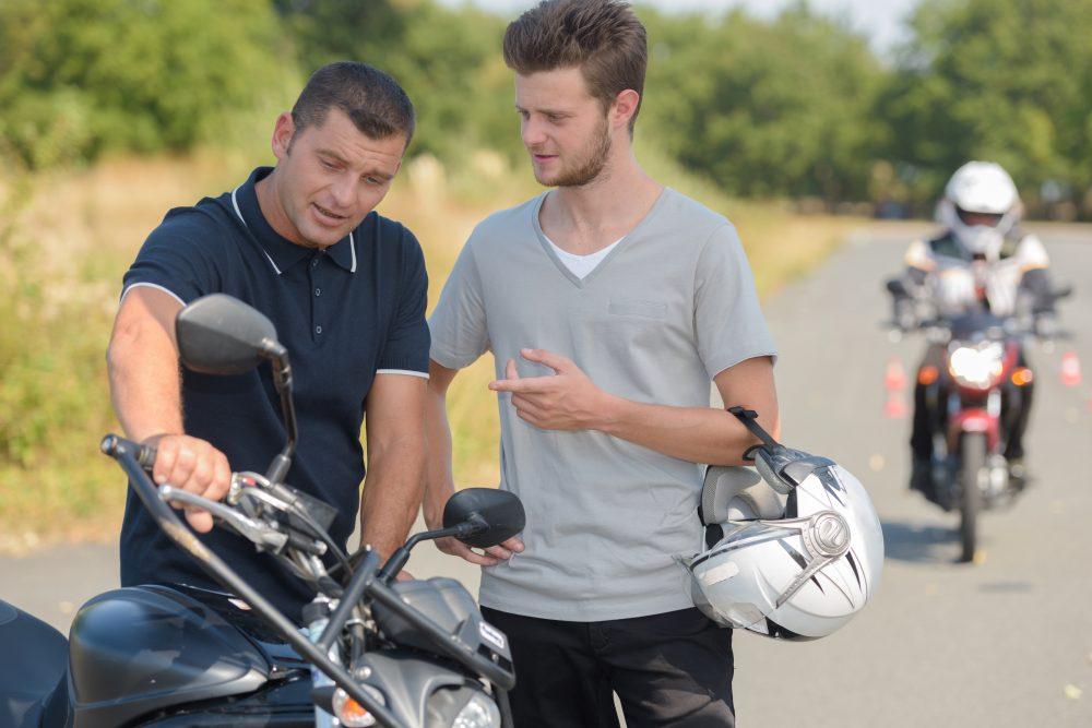 Chyby začínajících motorkářů