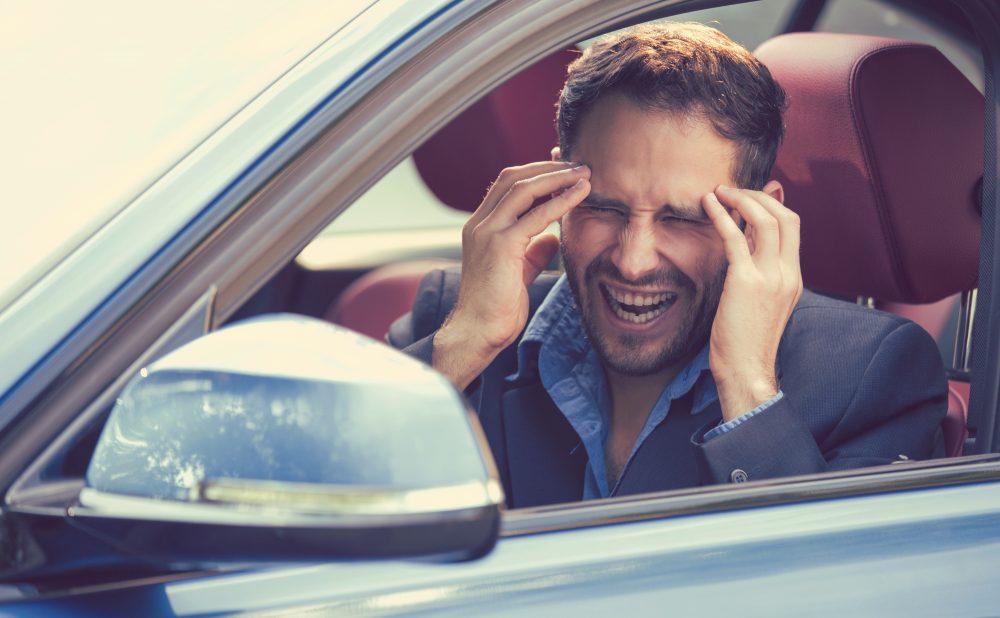 Nejčastější začátečnické chyby při řízení