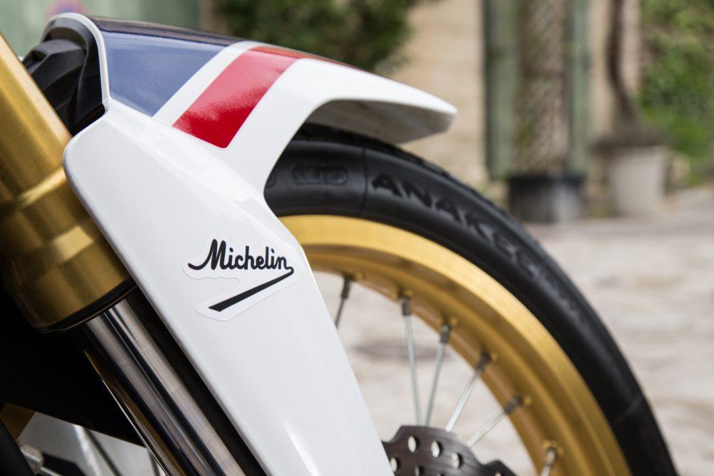 Moto pneu Michelin Anakee Adventure