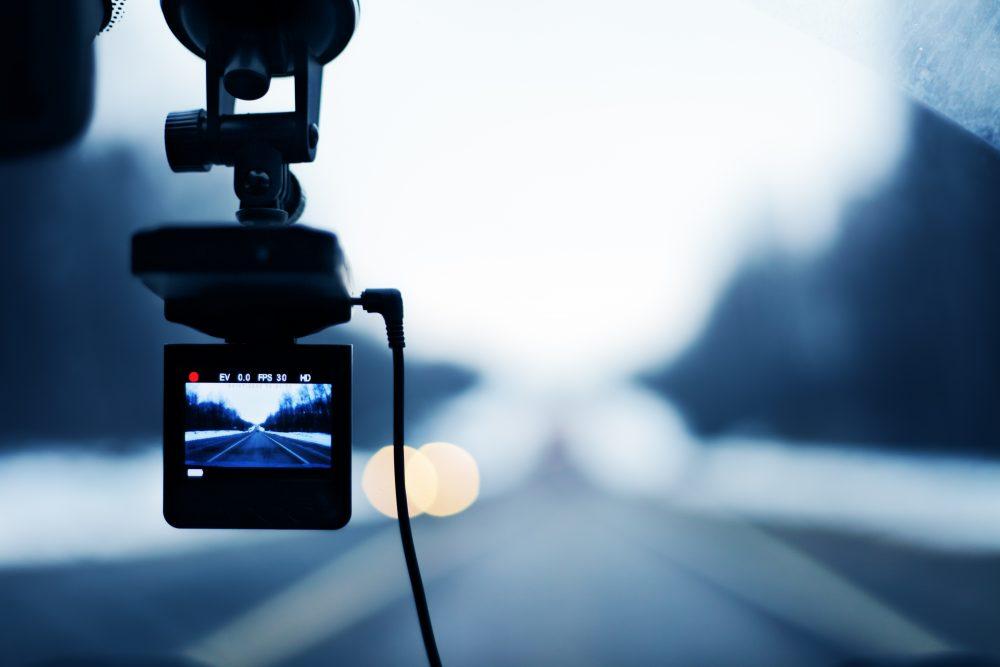 Používání autokamery