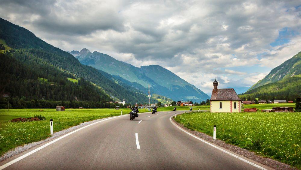 Tipy na moto trasy