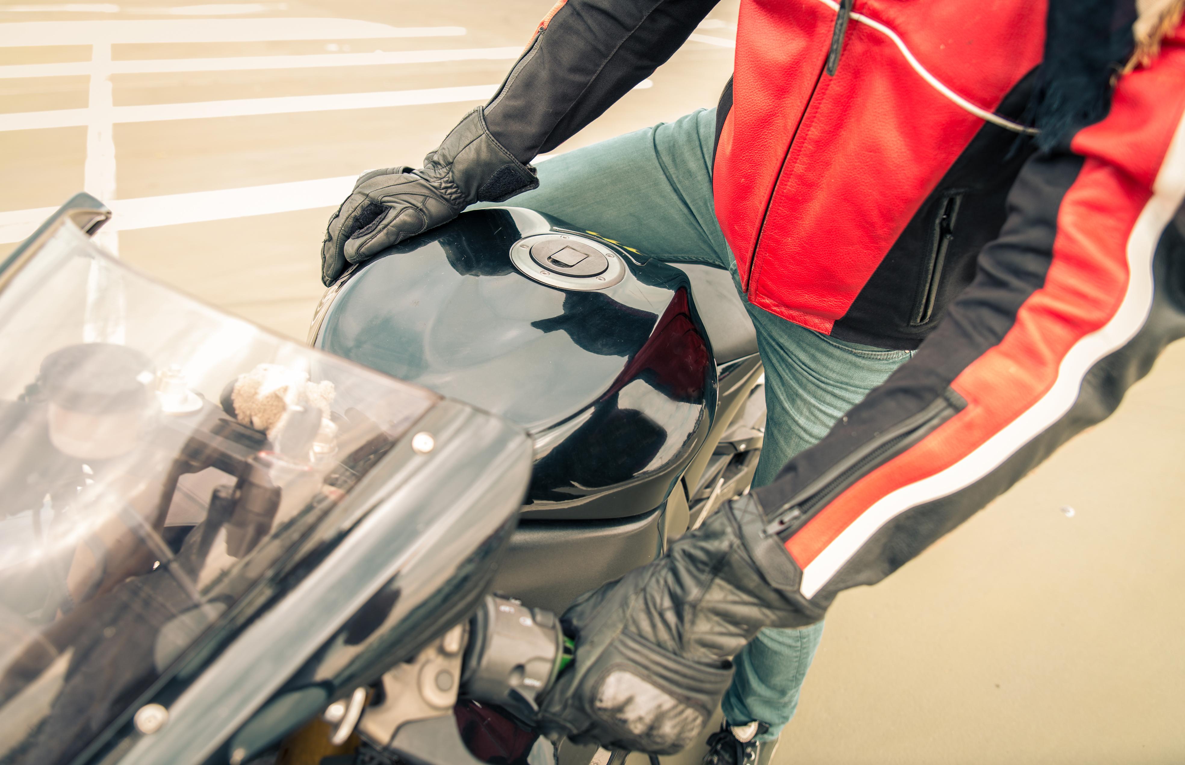 Co dělat, když motorka nestartuje