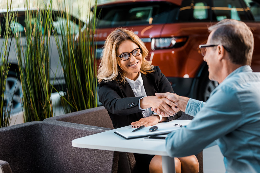 Jak má vypadat kupní smlouva na auto