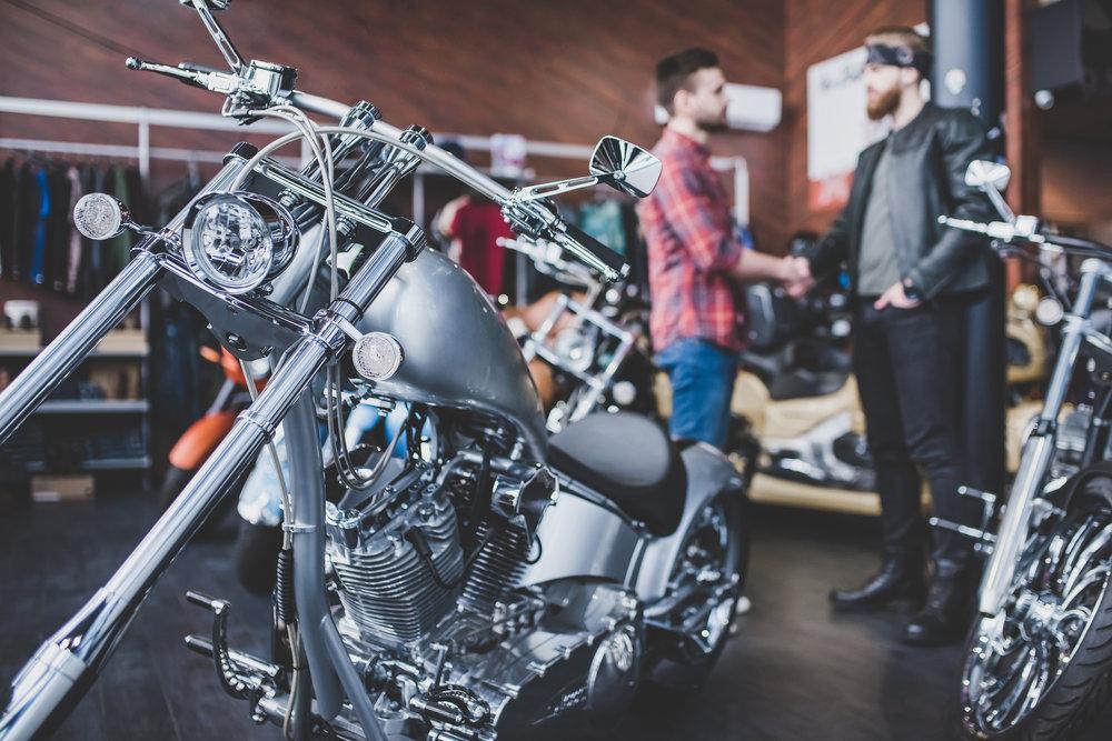 Nové modely motocyklů 2020