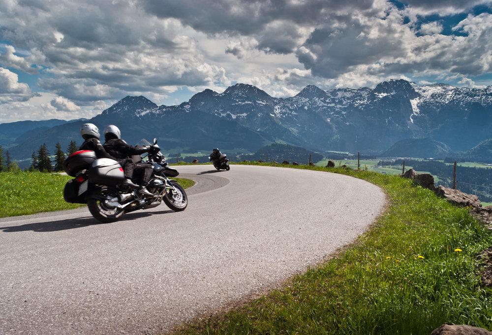 Jak vybrat kufr na motorku