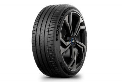 Pneumatika Michelin Pilot Sport EV