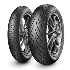 Přední a zadní moto pneu Metzeler Roadtec 01 SE
