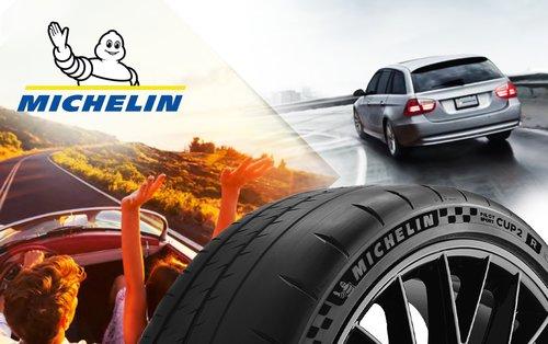 Novinky Michelin 2020