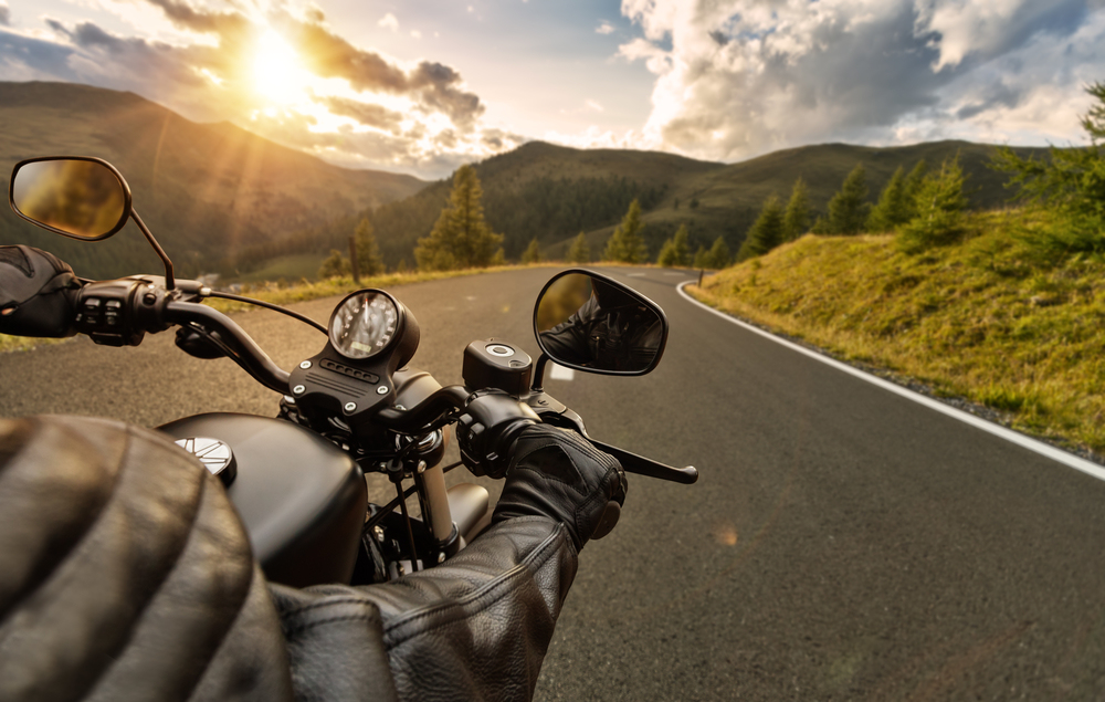 Tempomat na motorce