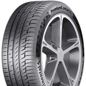 Auto pneu Continental PremiumContact6
