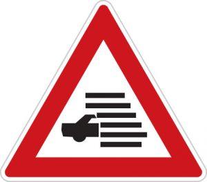 Dopravní značka Mlha