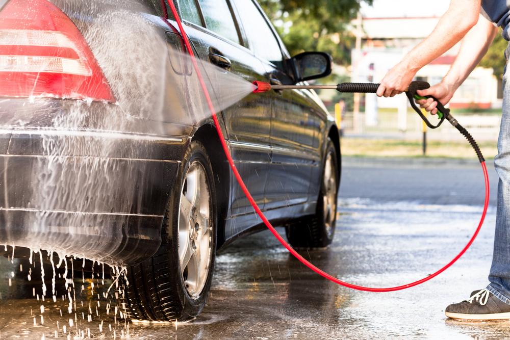 Jak správně ručně mýt vůz