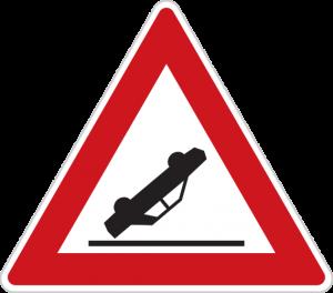 Dopravní značka Nehoda