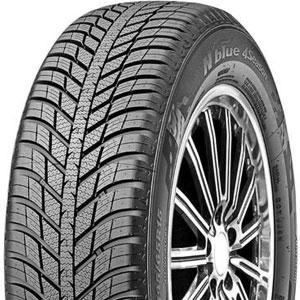 Celoroční pneumatiky Nexen N'blue 4 Season