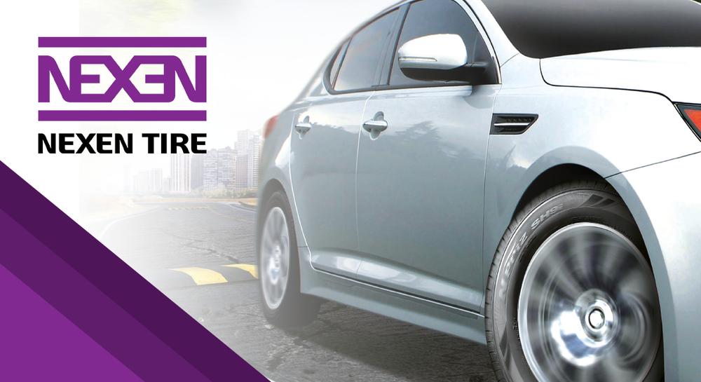 Soutěž o zimní pneumatiky Nexen