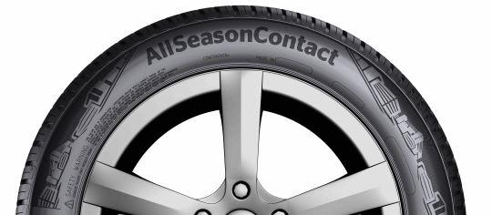 Pneu Continental All Season Contact