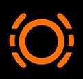 Kontrolka - Brzdové obložení