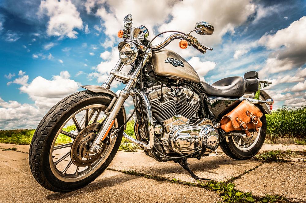 Motorka Harley