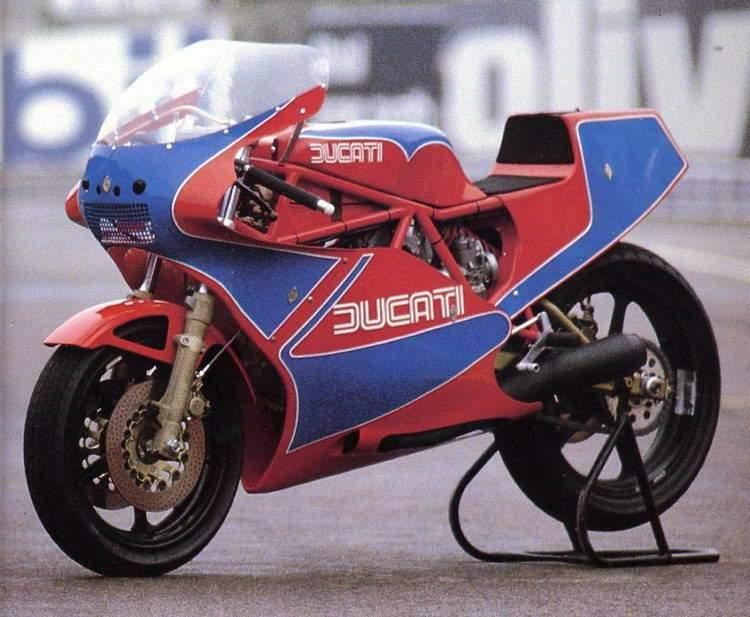 Motocykl Ducati 750 TT1