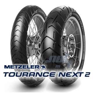 Moto pneumatiky Metzeler Tourance Next 2