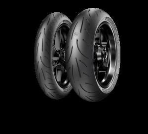 Moto pneumatiky Metzeler Sportec M9 RR