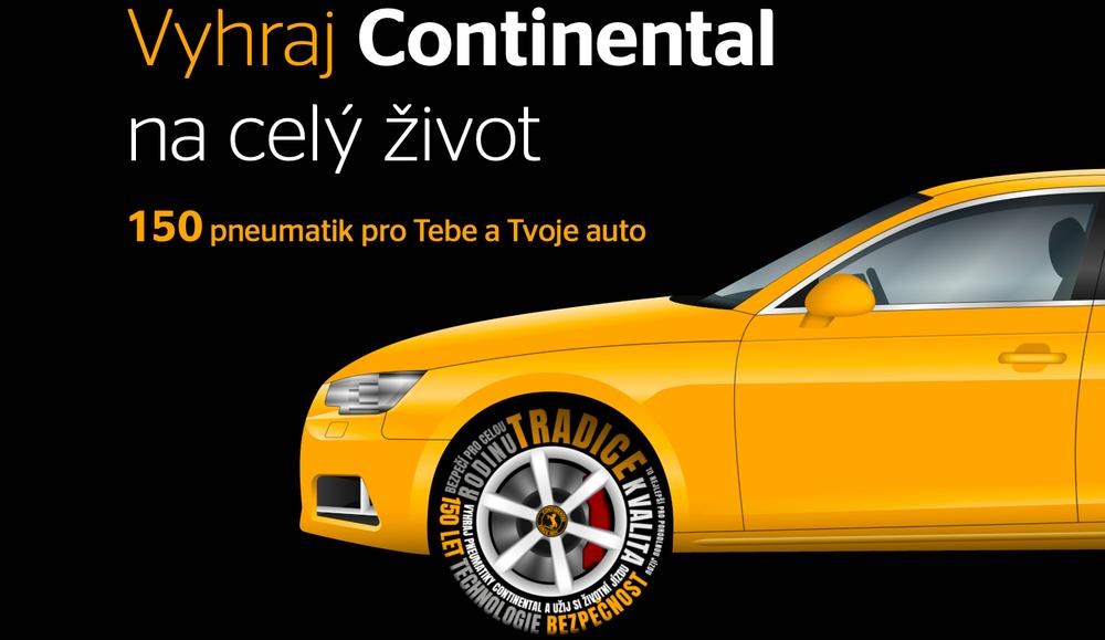 Vyhraj 150 pneumatik Continental