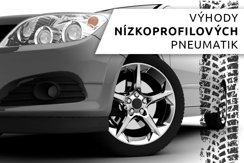 Nízkoprofilové pneumatiky – proč jsou tak populární?