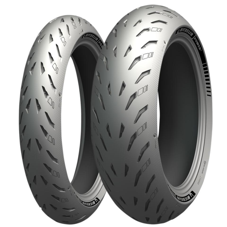 Pneumatiky Michelin Power 5