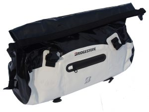 Nepromokavá brašna Bridgestone na motorku