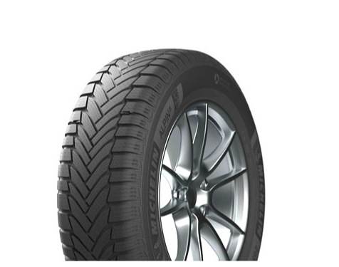 Pneumatika Michelin Alpin 6 v rozměru 225/50 R17